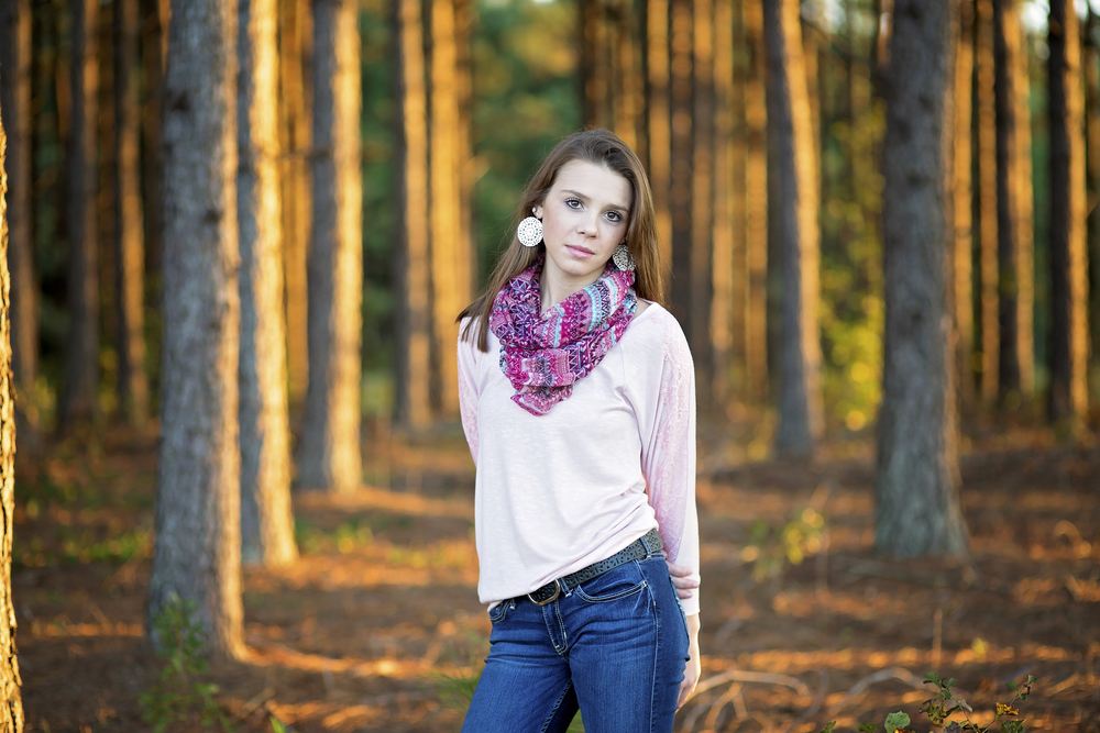 westminster sc senior portraits