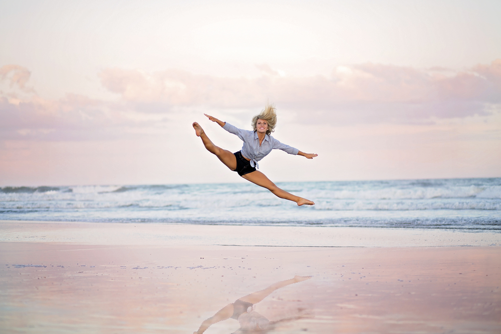south carolina beach dance photographer