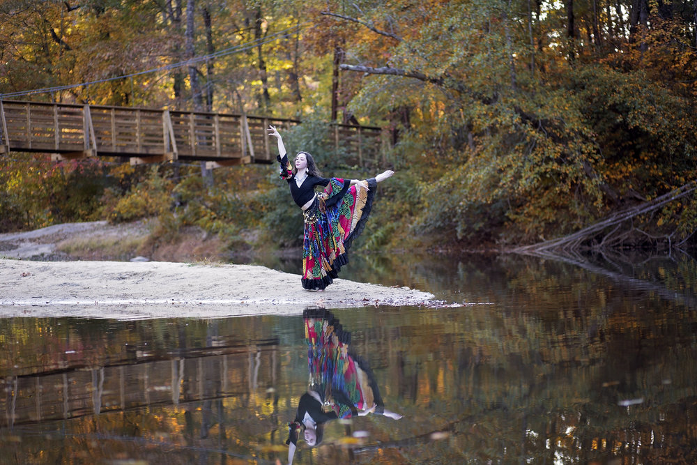 dance photography south carolina pickens