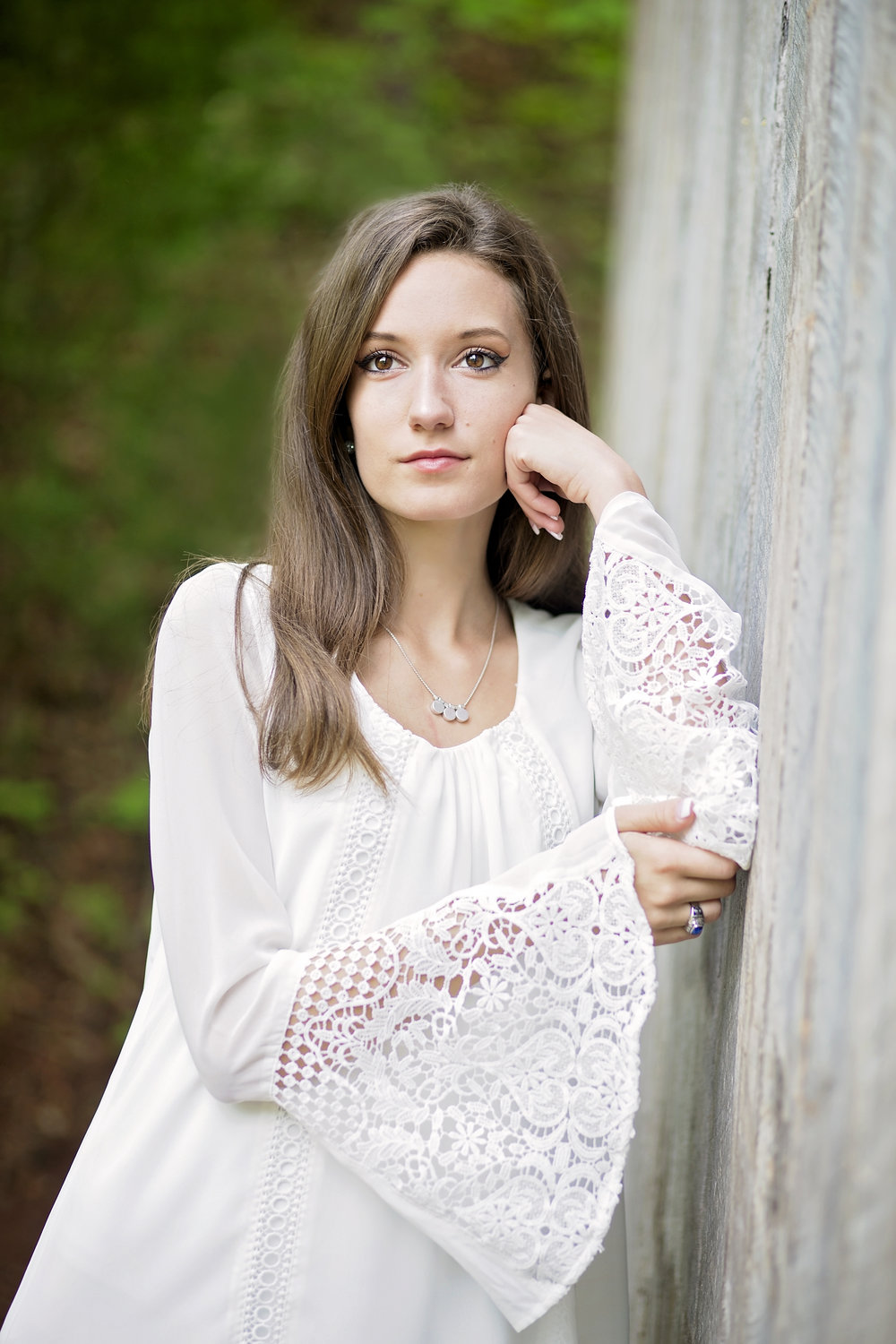pickens sc senior portraits photographer