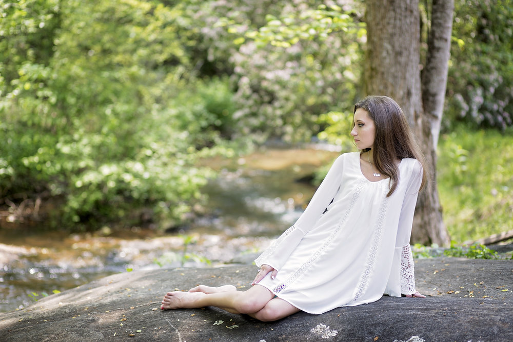 pickens sc photographer senior portraits