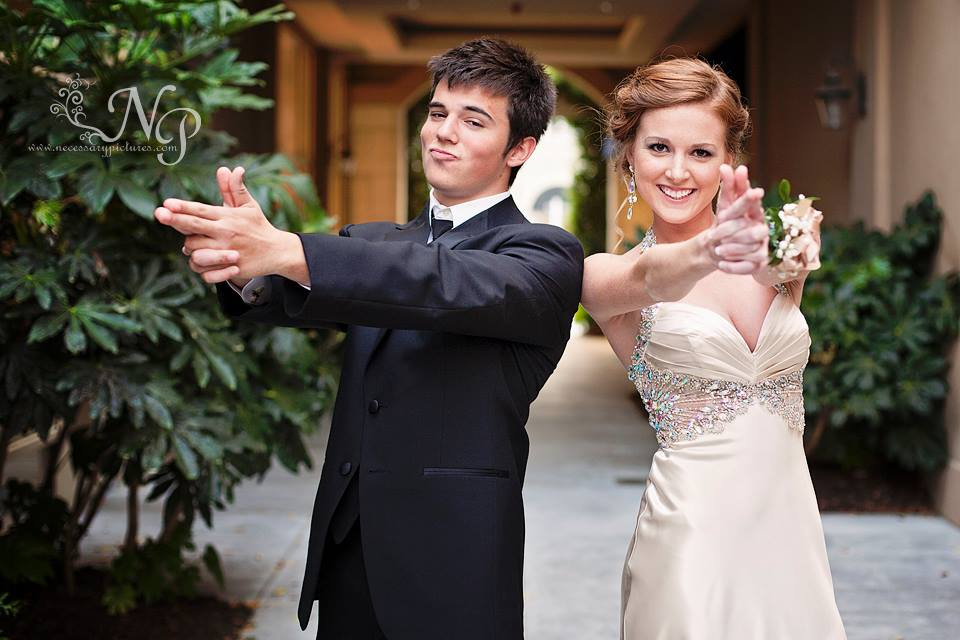 prom photography pickens sc senior portraits