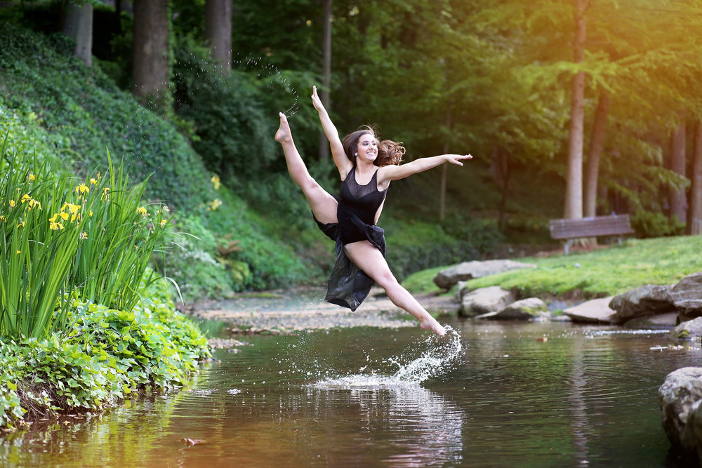 greenville dancer photographer