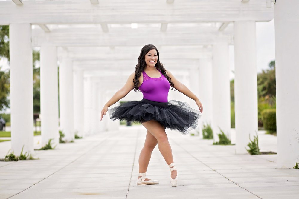 south carolina dance portraits