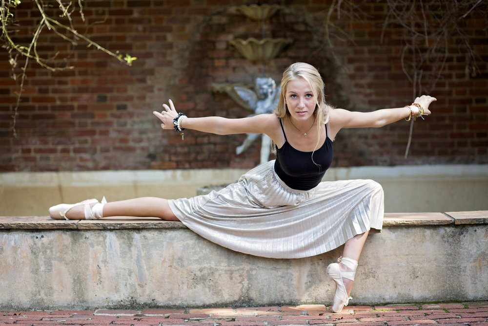 dance photography greenville sc