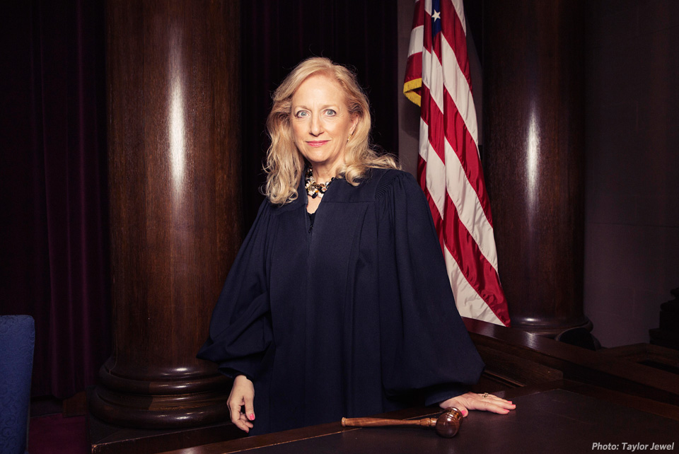 Honorable Faith Hochberg, United States District Judge (retired), offers mediation, arbitration, and consulting services through Hochberg ADR LLC