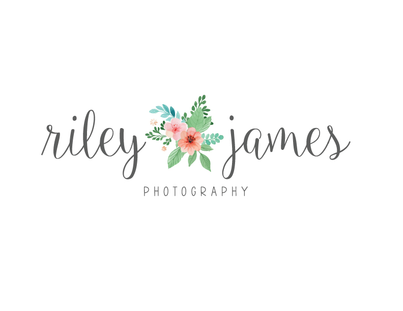 Riley James Photography 2017 Brand Refresh