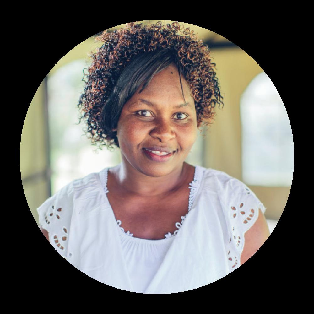 Grace Wanjiru, Empowerment Coordinator