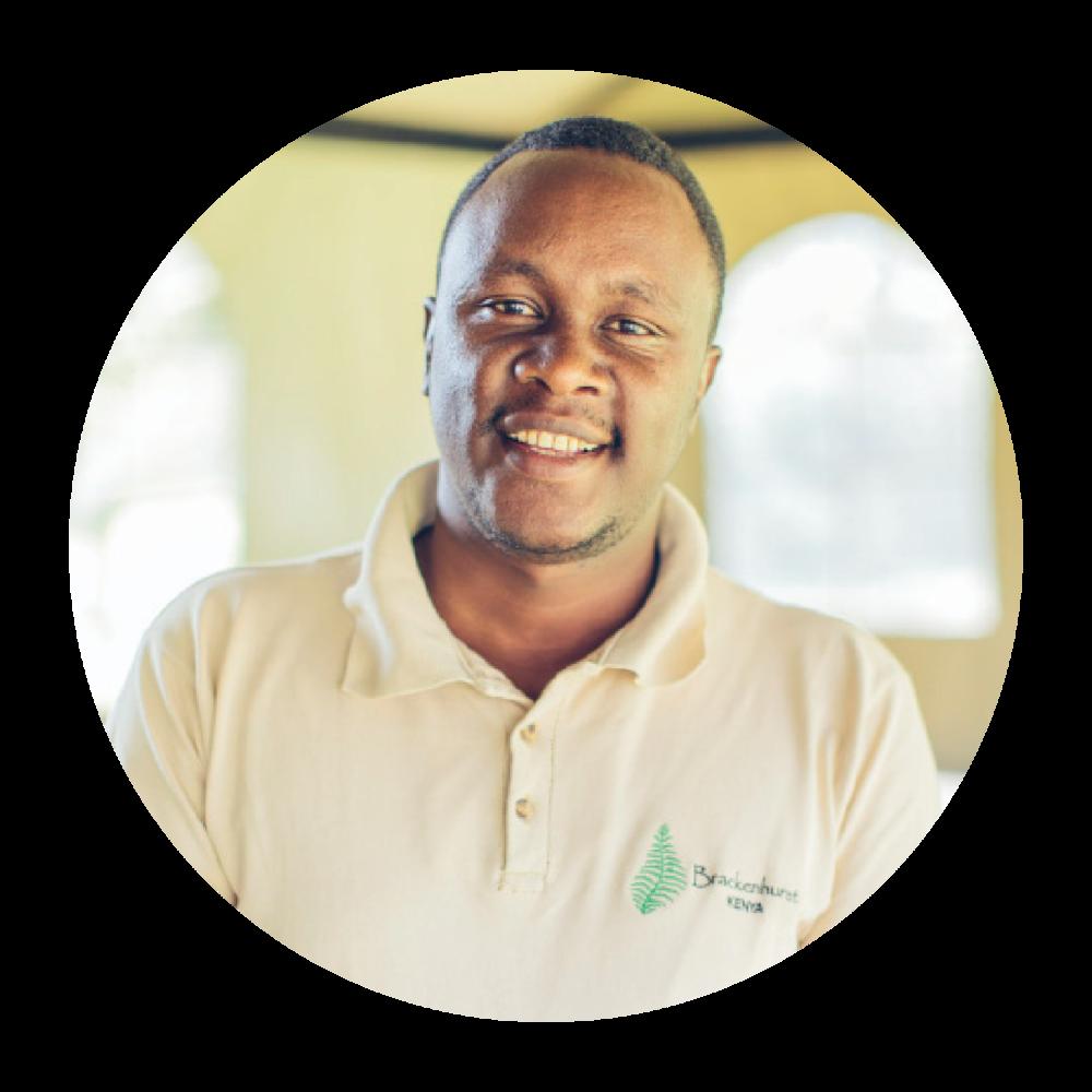 Bosco Muasa, Regional Coordinator