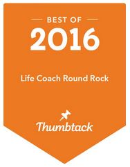 Best of 2016 award from Thumbtack