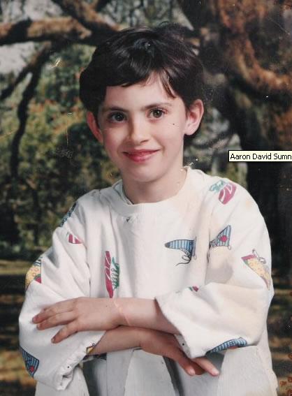 Aaron Brock, Age 7, Haughton, LA