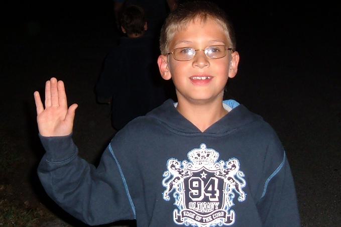 Shaye Martin, Age 8, Doral, FL