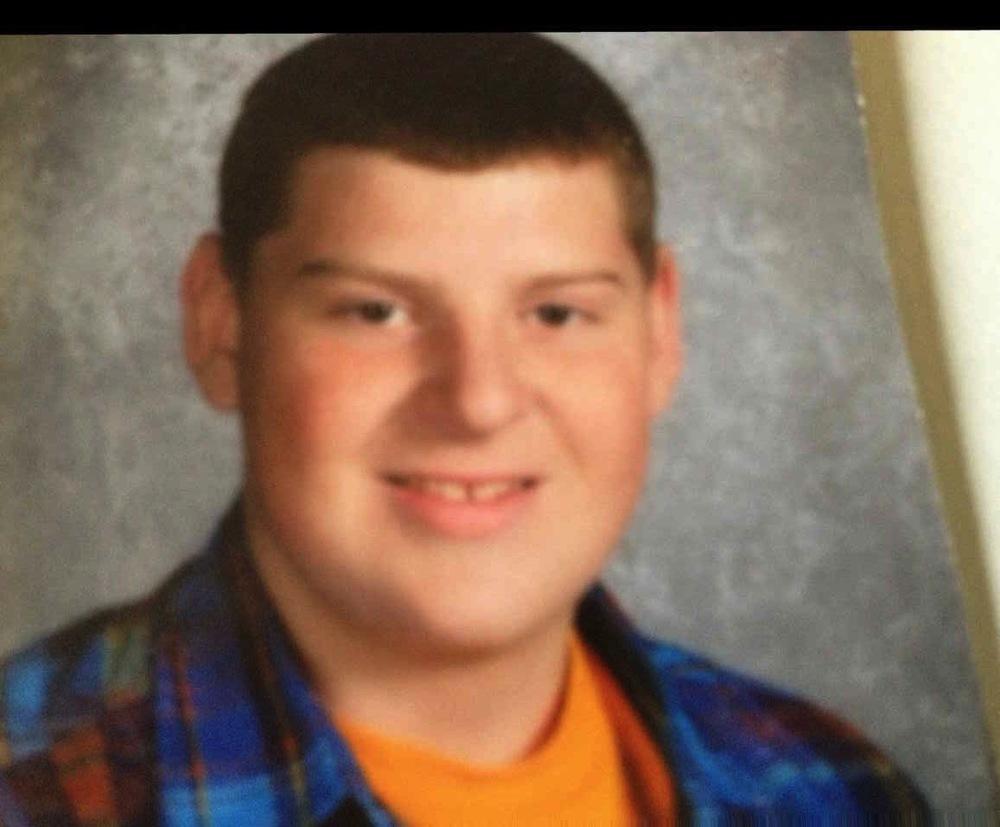 Brandon Bruggeman, Age 13, Carroll, IA