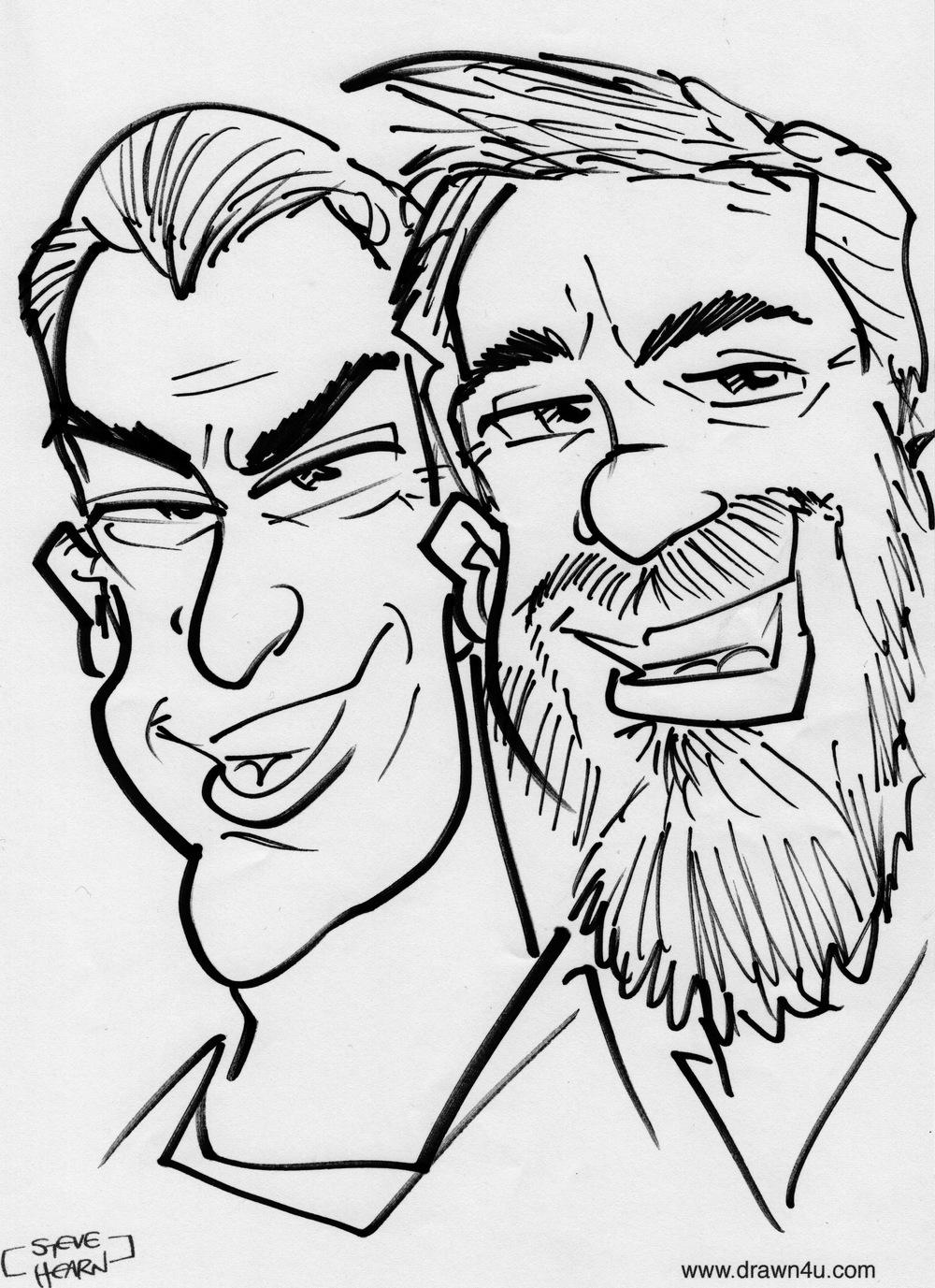 Neil & Gavin