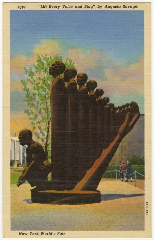 """The Harp"" | Augusta Savage | Florida"
