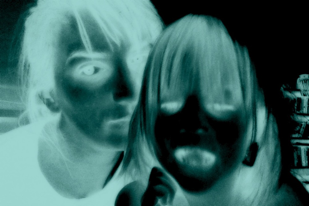When not researching state reptiles and outsider art, Gabrielle takes many (MANY) photo booth photos with her children. Always with effects.