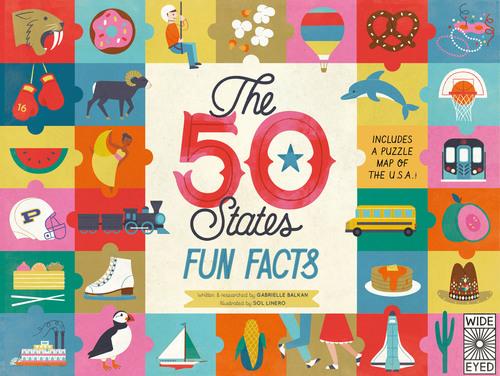 The 50 States  Gabrielle Balkan
