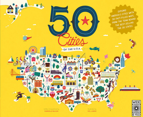 The Fifty States Map.The 50 States Gabrielle Balkan