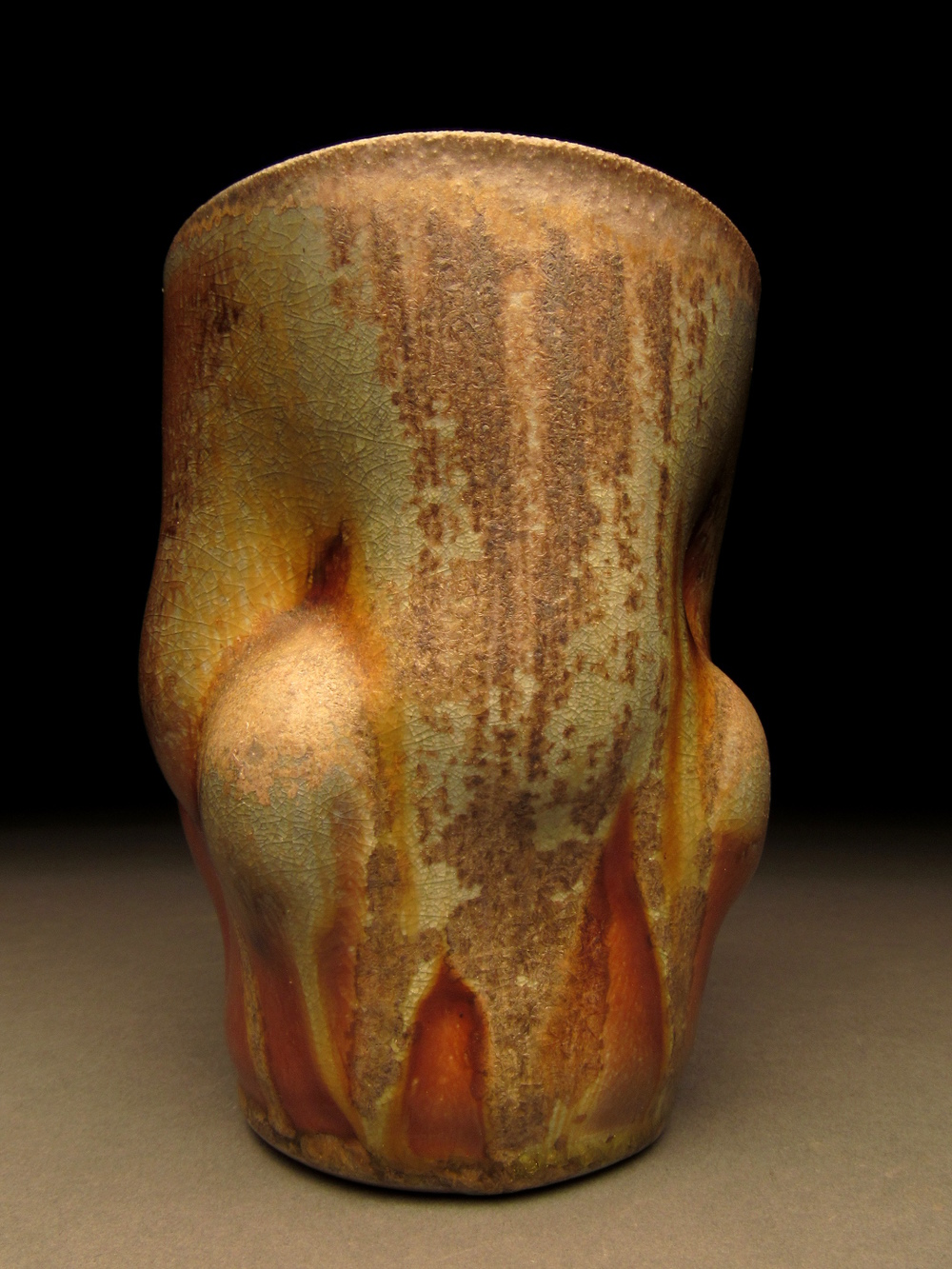 Wood Fired Altered Tumbler.JPG