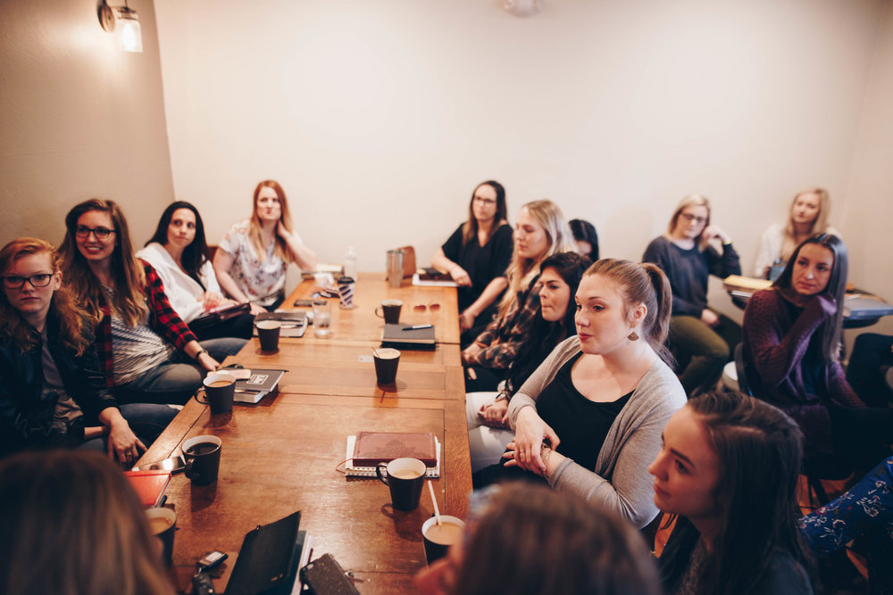 INTERESTED IN LEADING A CITY GROUP?