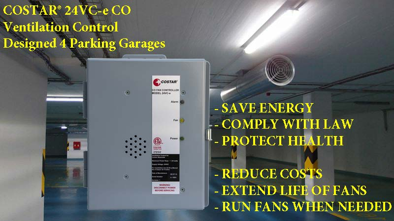 Exhaust Ventilation Systems For Garages : Slash your parking garage energy bills by downshifting