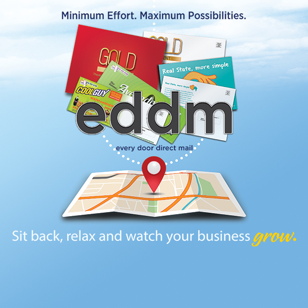 EDDM Every Door Direct Mail
