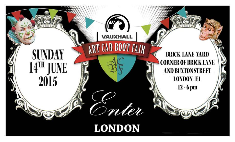 Art Car Boot Fair 2015