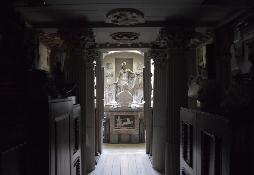 Sir John Soane's Museum - Photo: Tasha Marks