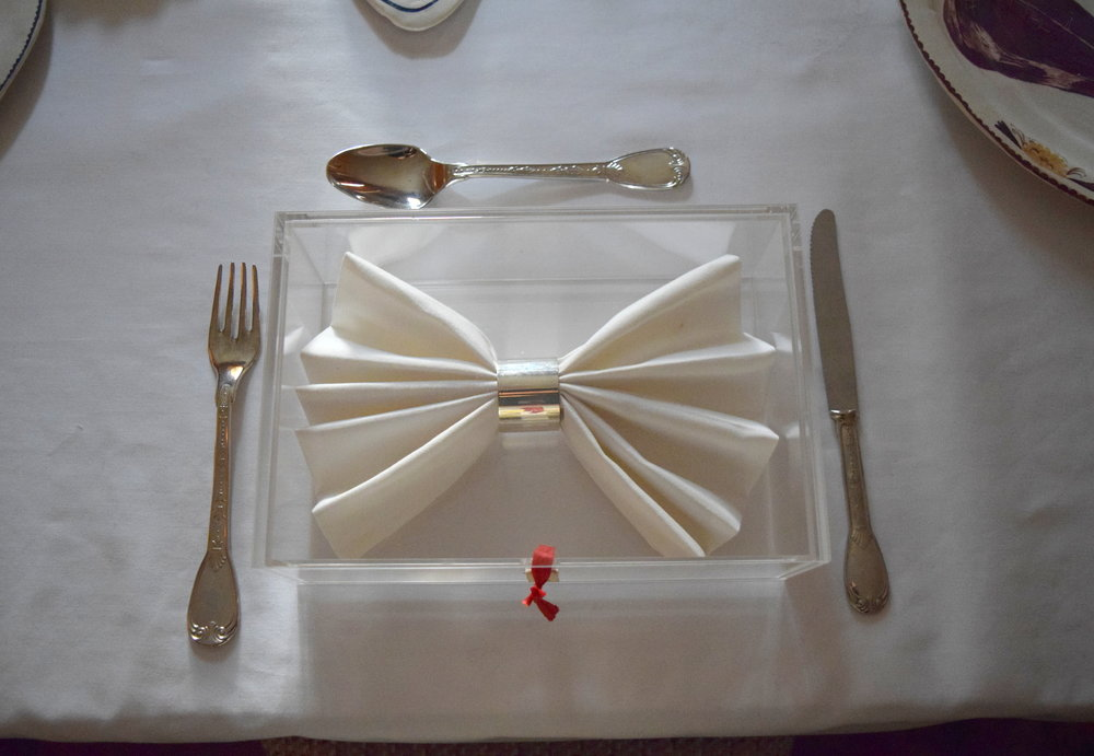 Scented Napkins - Photo: Tasha Marks