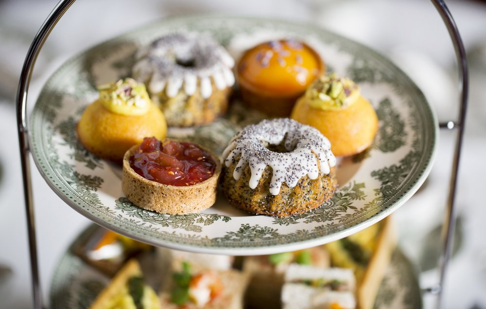 Victorian Afternoon Tea - Photo: courtesy of Benugo