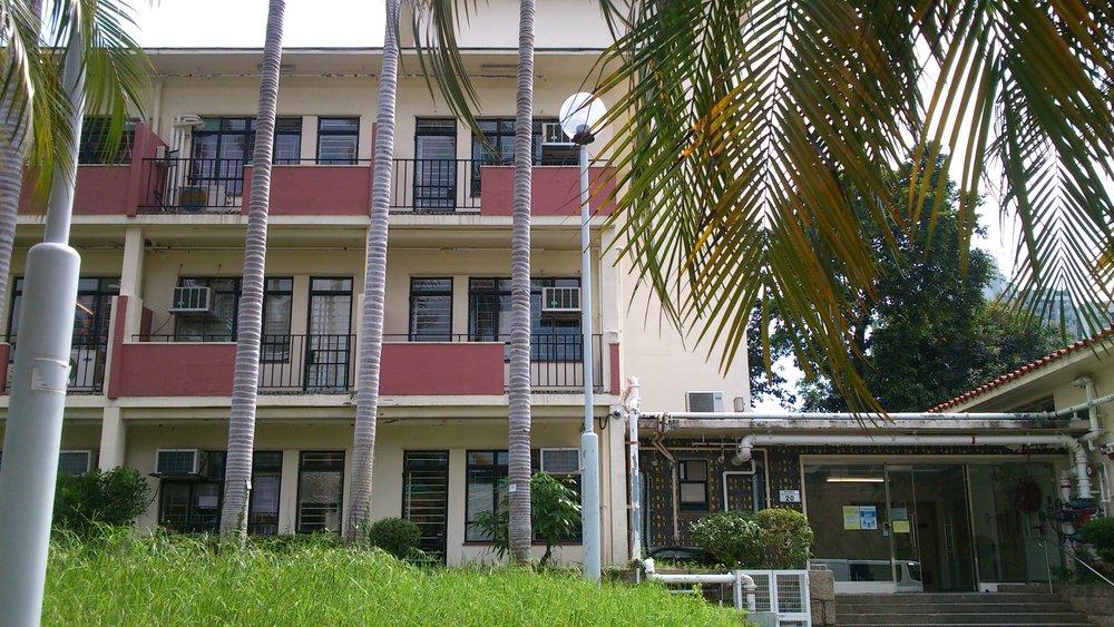 Day Hospital (motsvarande mellanvård?) samt kontorslokal för Community Psychiatry (specialiserade sjuksköterskor som gör hembesök samt håller kontakt med olika aktivitetscentrer och NGO att hjälpa öppenvårds patienter).