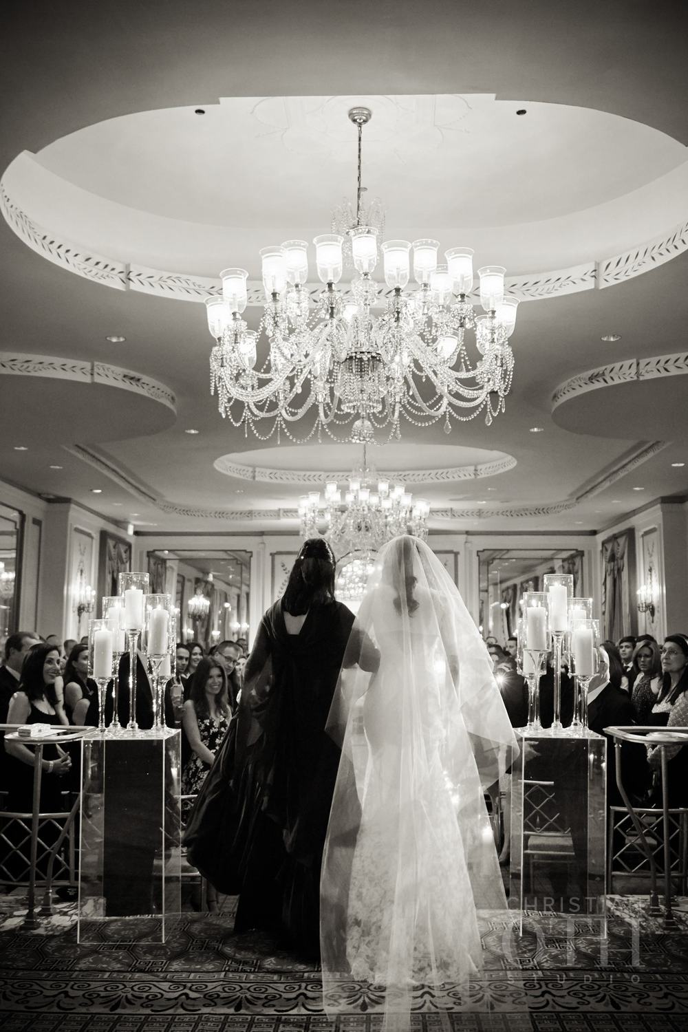 Pierre Hotel NYC Wedding Ceremony