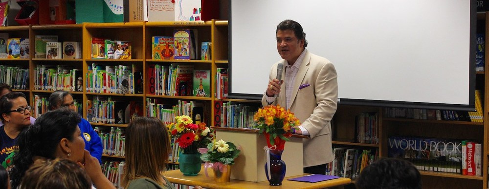 May 27: Austin ISD Superintendent Dr. Paul Cruz announced an  expansion of the parent engagement program initiated this year in 5 Rundberg and surrounding areas schools with support from the Kellogg Foundation .