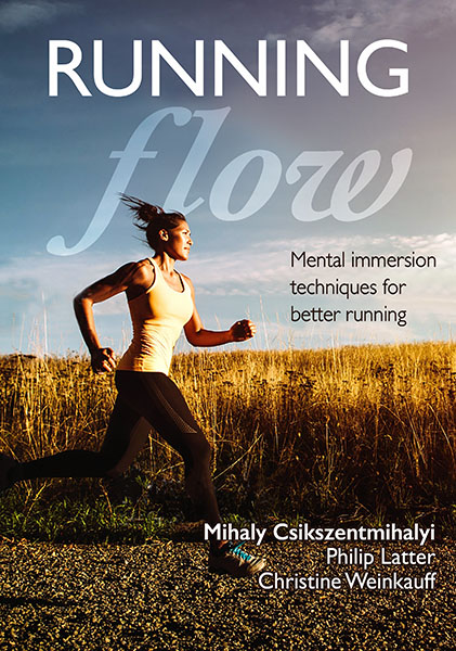 """The concept of flow is the best explanation for why running is so enjoyable and satisfying. Bringing the perspective of a runner and coach who has personally seen and experienced flow, Phil Latter clearly describes how flow happens and how you can use it to make all of your running better.""   Jonathan Beverly-- Writer and Former Editor in Chief of  Running Times    ""Anyone who has experienced flow on a run wants to do so again. This fascinating book will show you how.""   Scott Douglas-- Senior Content Editor  Runner's World"
