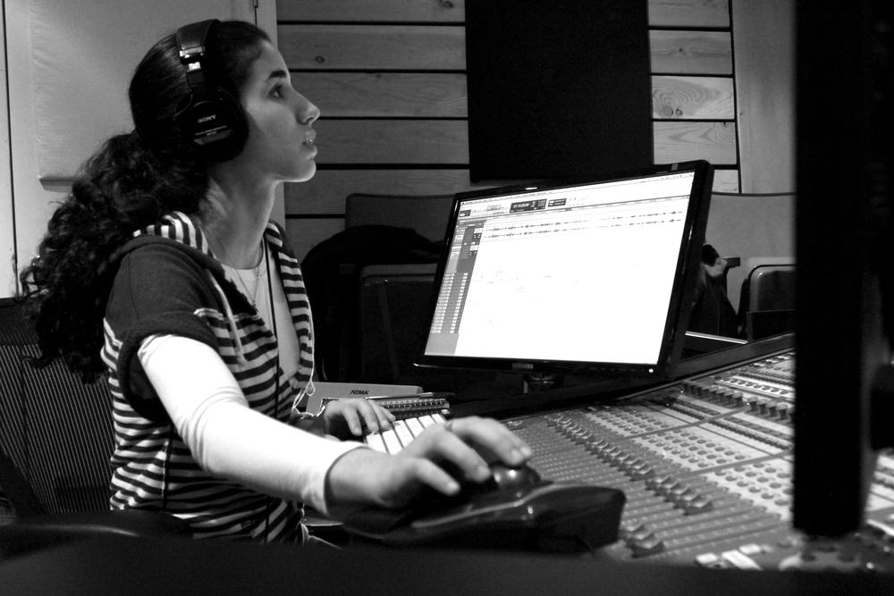 Karla Melendez, Sound Designer