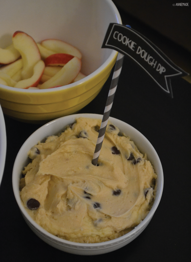 anniemade Cookie Dough Dip