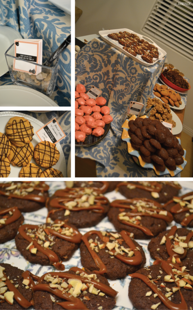 anniemade Hosting a Cookie Exchange Party - Great idea for a housewarming or the holidays