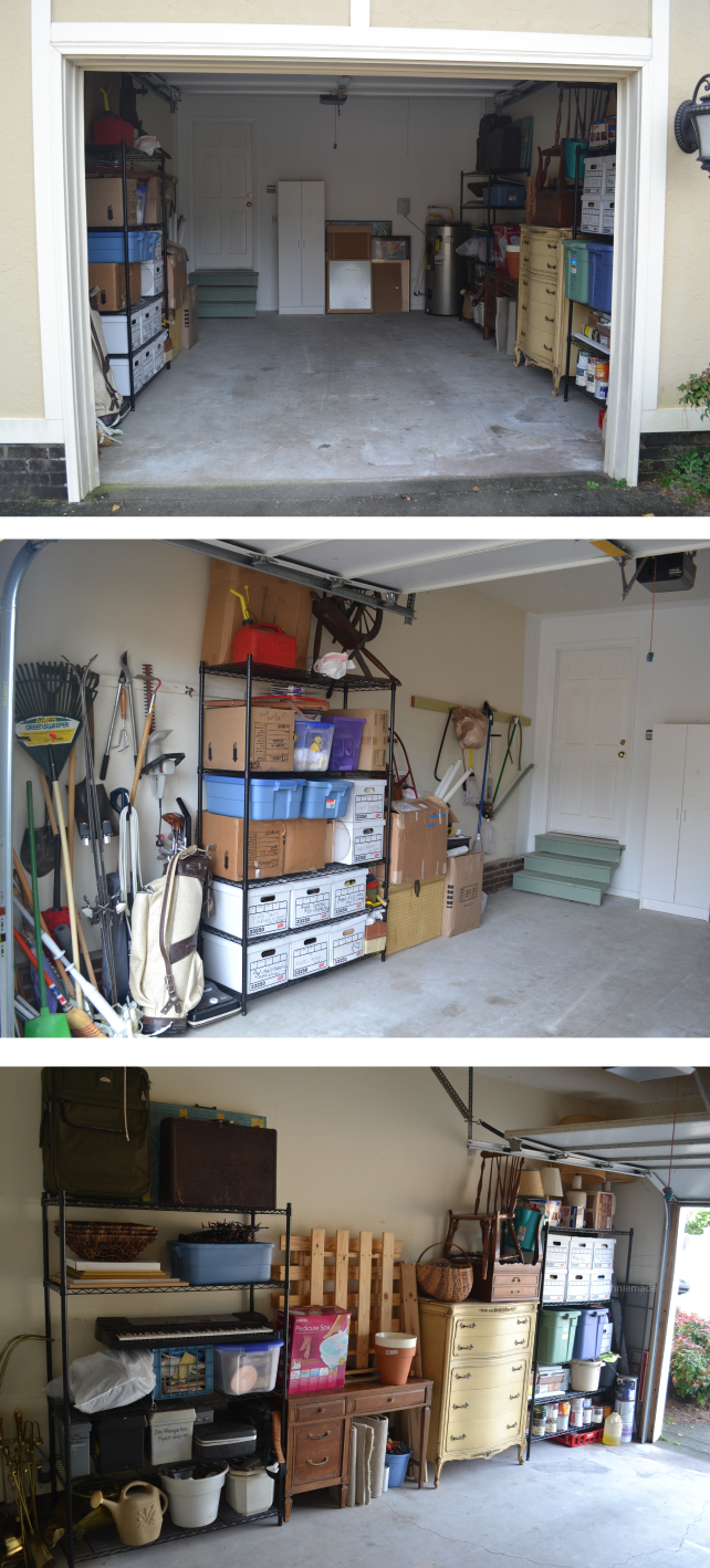 anniemade // The Big Garage Transformation