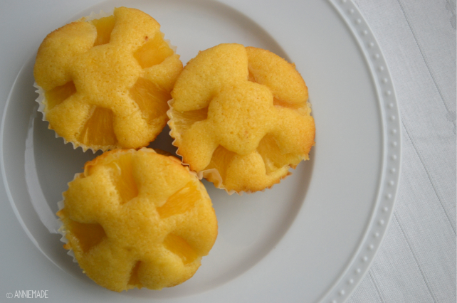Easy Pineapple Cake Mix Muffins - Yummy and Gluten-Free