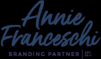 Annie Franceschi | Branding Partner, Author, and Speaker