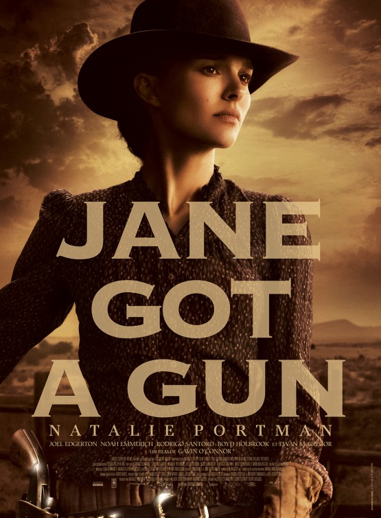 JANE GOT A GUN (2016) Dir. Gavin O'Connor