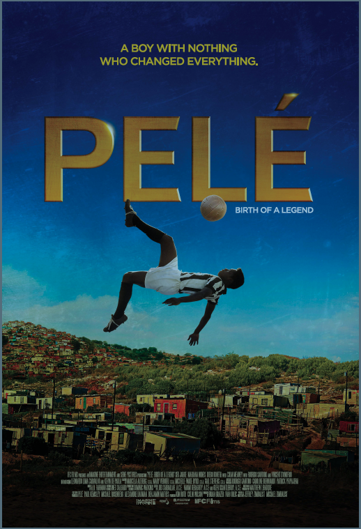 PELE: BIRTH OF A LEGEND (2013) Dir. Michael Zimbalist and Jeff Zimbalist