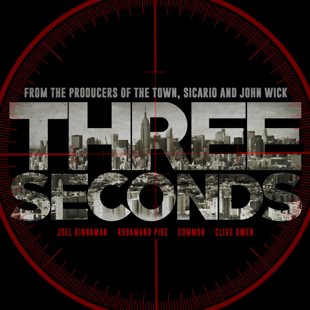 THREE SECONDS Dir. Andrea Di Stefano