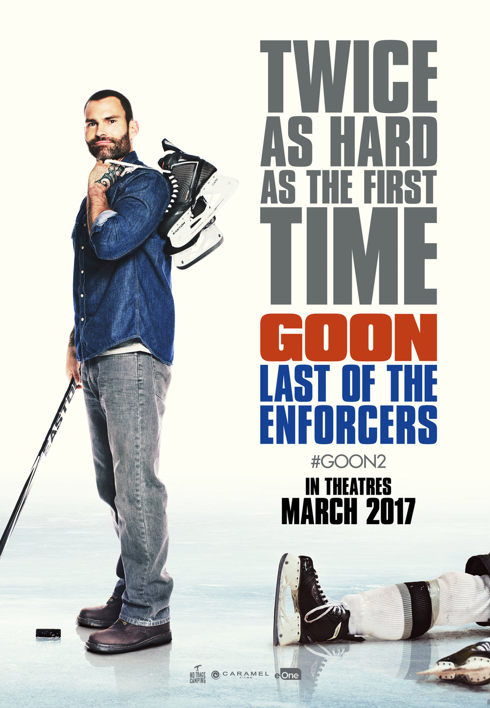 GOON: LAST OF THE ENFORCERS (2017) Dir. Jay Baruchel