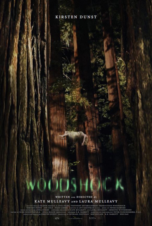 WOODSHOCK (2017) Dir. Kate & Laura Mulleavy