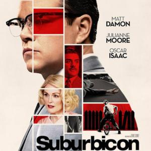 SUBURBICON  (2017)  DIR: George Clooney