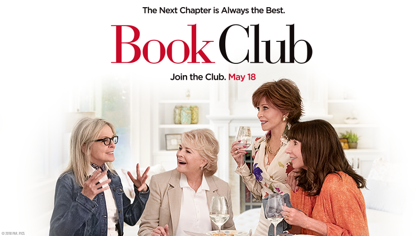 BOOK CLUB   Dir. Bill Holderman