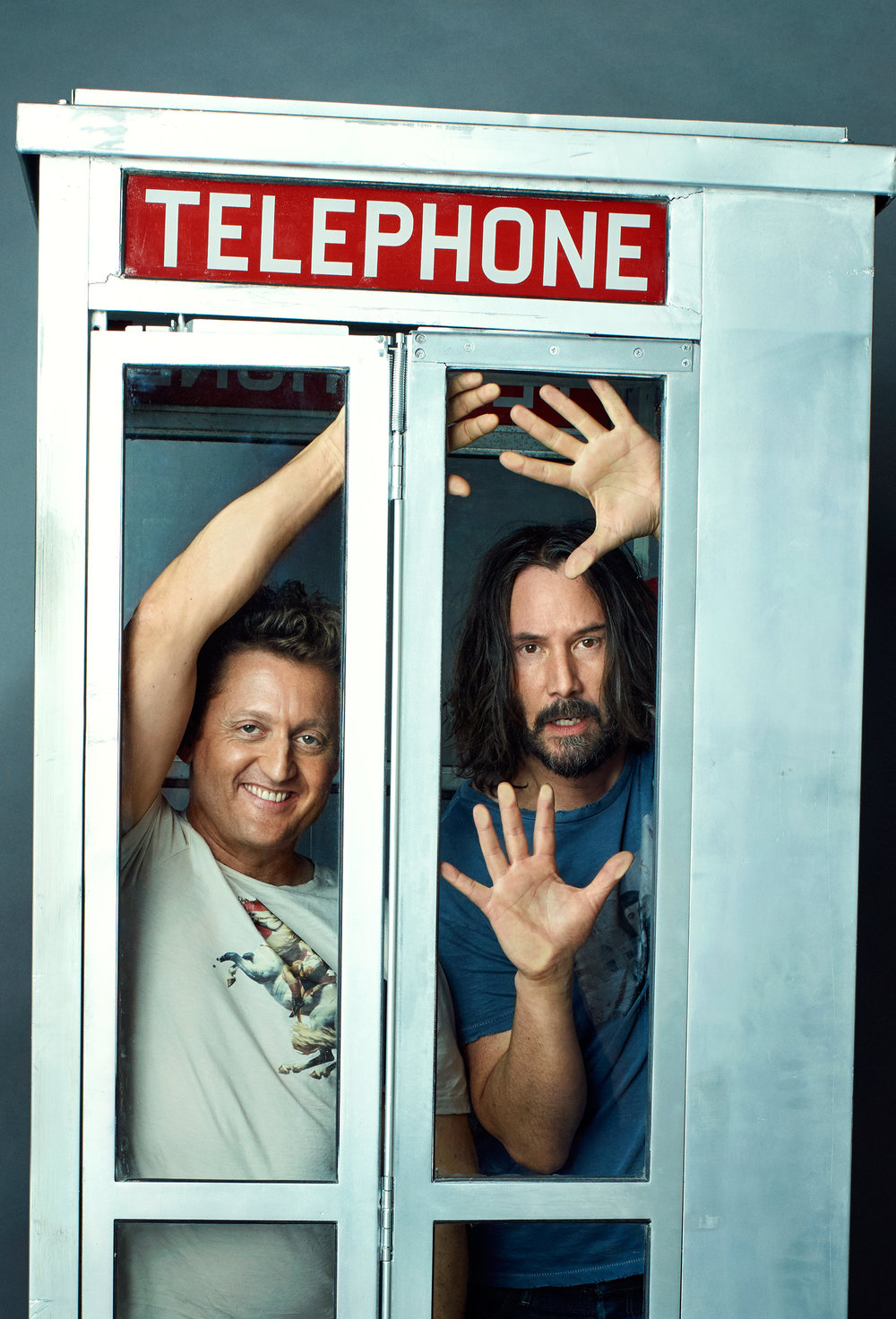 BILL AND TED FACE THE MUSIC   Dir. Dean Parisot