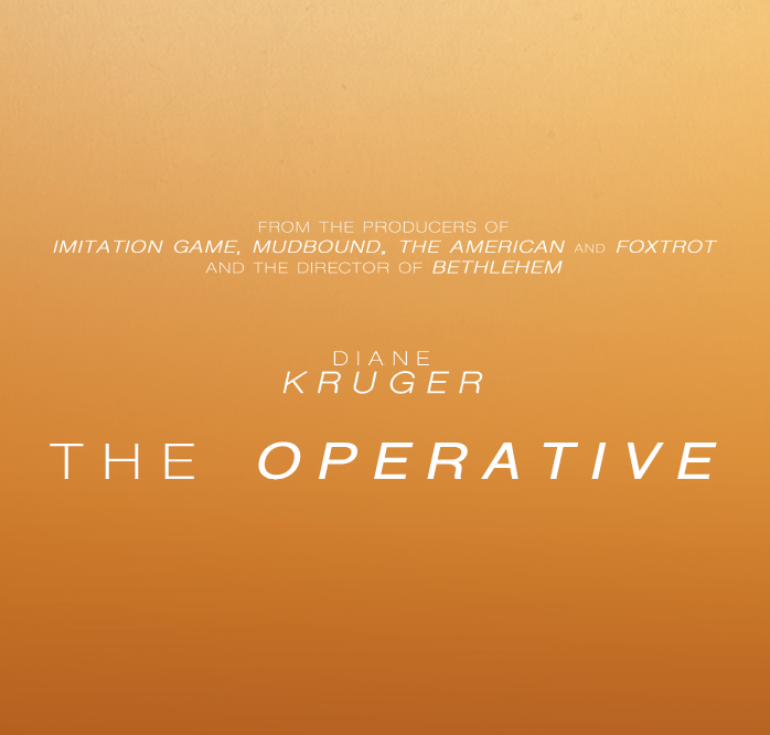 THE OPERATIVE    Dir. Yuval Adler
