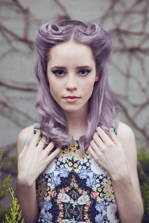 Color Cotton Candy Cotton Candy Hair Color
